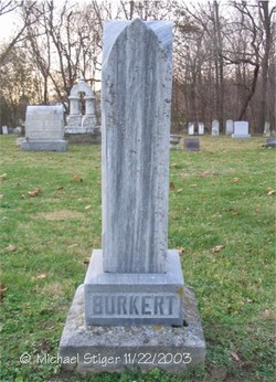 Martha Anne Elizabeth <i>Payne</i> Burkert