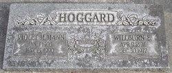 Harriett Violet <i>Mann</i> Hoggard