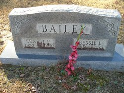 Bessie L. <i>Deere</i> Bailey