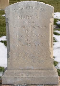Mary Alice <i>Eldredge</i> Hoggard