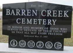 Barren Creek Cemetery
