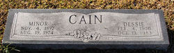 Dessie <i>Rushing</i> Cain