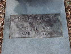 Homer Johnson