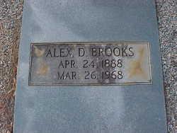 Alex Dillon Brooks