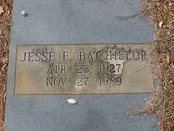 Jesse Franklin Bud Batchelor