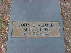 John E. Alford