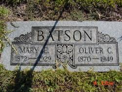Mary Ellen <i>Riley</i> Batson