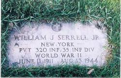William John Serrell, Jr