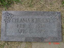 Cylania P <i>Borthick</i> Mount