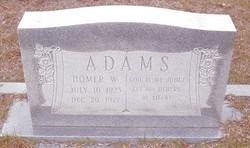 Homer W. Adams