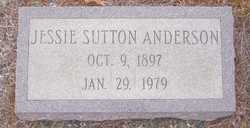 Jessie Sutton Anderson