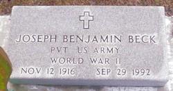 Joseph Benjamin Beck