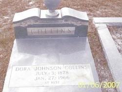 Dora <i>Johnson</i> Collins