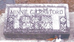 Minnie Geneva <i>Goss</i> Crawford