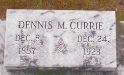 Dennis M. Currie