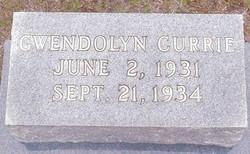 Gwendolyn Currie