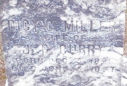 Dicy C. <i>Miller</i> Currie