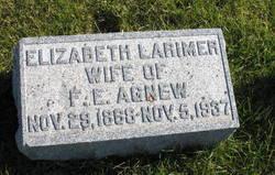 Elizabeth <i>Larimer</i> Agnew