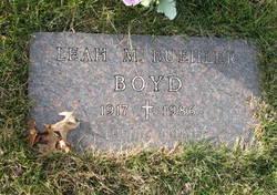 Leah Mae <i>Buehler</i> Boyd