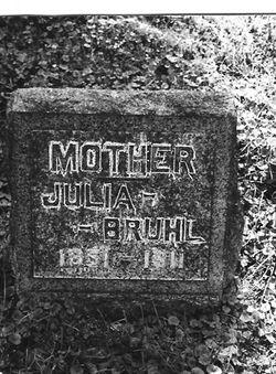 Julia <i>Demke</i> Bruhl