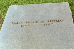 James Franklin Pittman