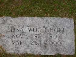 Edna Wood Holt