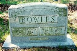 Georgia <i>Kennon</i> Bowles