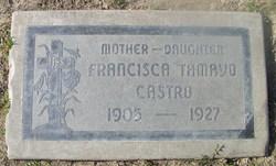 Francisca Tamayo Castro