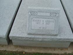 Beverly <i>Bordelon</i> Armand