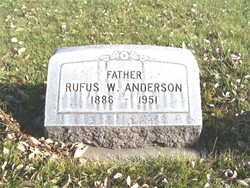 Rufus William Anderson