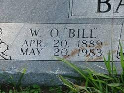 Willie O Bill Barker