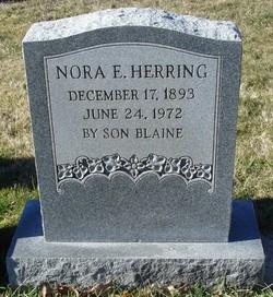 Nora Elizabeth <i>Bladen</i> Herring