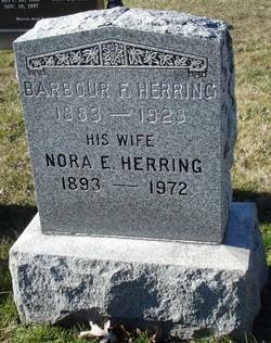 Barbour F. Herring