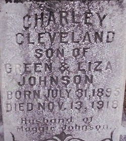 Charley Cleveland