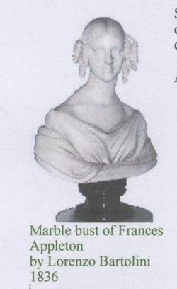 Frances Elizabeth Fanny <i>Appleton</i> Longfellow