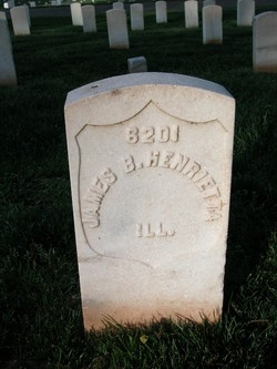 James B Henrietta