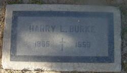 Harry L Burke