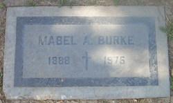 Mabel Ann Burke