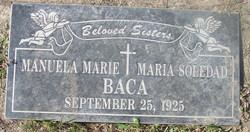 Maria Soledad Baca