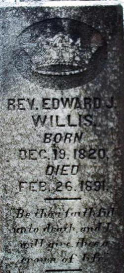 Rev Edward Jefferson Willis