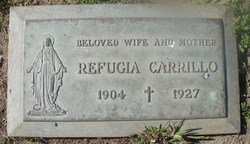 Refugia Carrillo