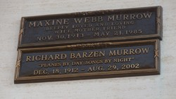 Richard Barzen Murrow