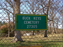 Buck Keys Cemetery