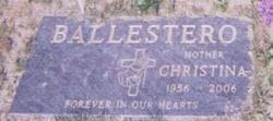 Christina A. <i>Danielson</i> Ballestero