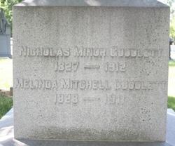Nicholas Minor Goodlett