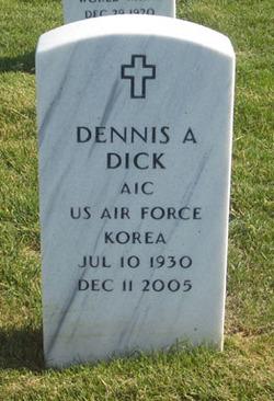 Dennis Alvin Dick