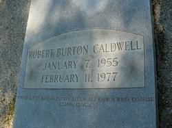 Robert Burton Caldwell