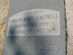 Harmon White Caldwell