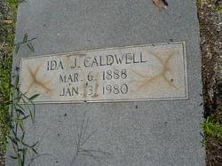 Ida Viola <i>Johnston</i> Caldwell