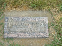 Della May <i>Smith</i> Atkinson